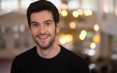 Evan de Bretagne, parrain de l'édition 2018 de Rêves de créateurs