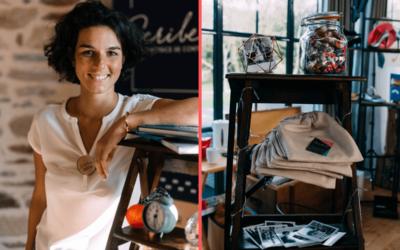 Léonie Place, marraine de l'édition 2019 de Rêves de créateurs