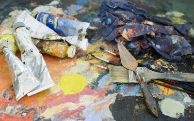 Les artistes peintres de l'édition 2019